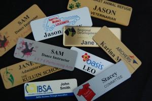 Full Colour Name Badges
